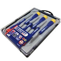 Britool Expert 6 Piece Micro Screwdriver Set
