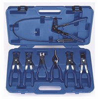 Britool Expert 7 Piece Hose Clamp Pliers Set