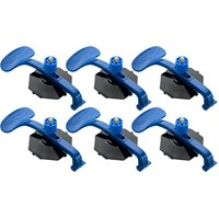 Expert by Facom 6 Piece Suction Clamp Set