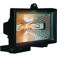 Byron HL120 Halogen 120W Wall Mount Floodlight