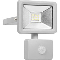 Byron Ultra Slim 10W LED Floodlight and Sensor