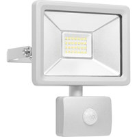 Byron Ultra Slim 20W LED Floodlight and Sensor
