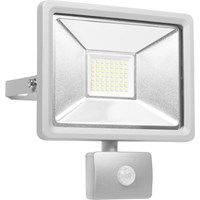 Byron Ultra Slim 30W LED Floodlight and Sensor