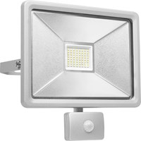 Byron Ultra Slim 50W LED Floodlight and Sensor