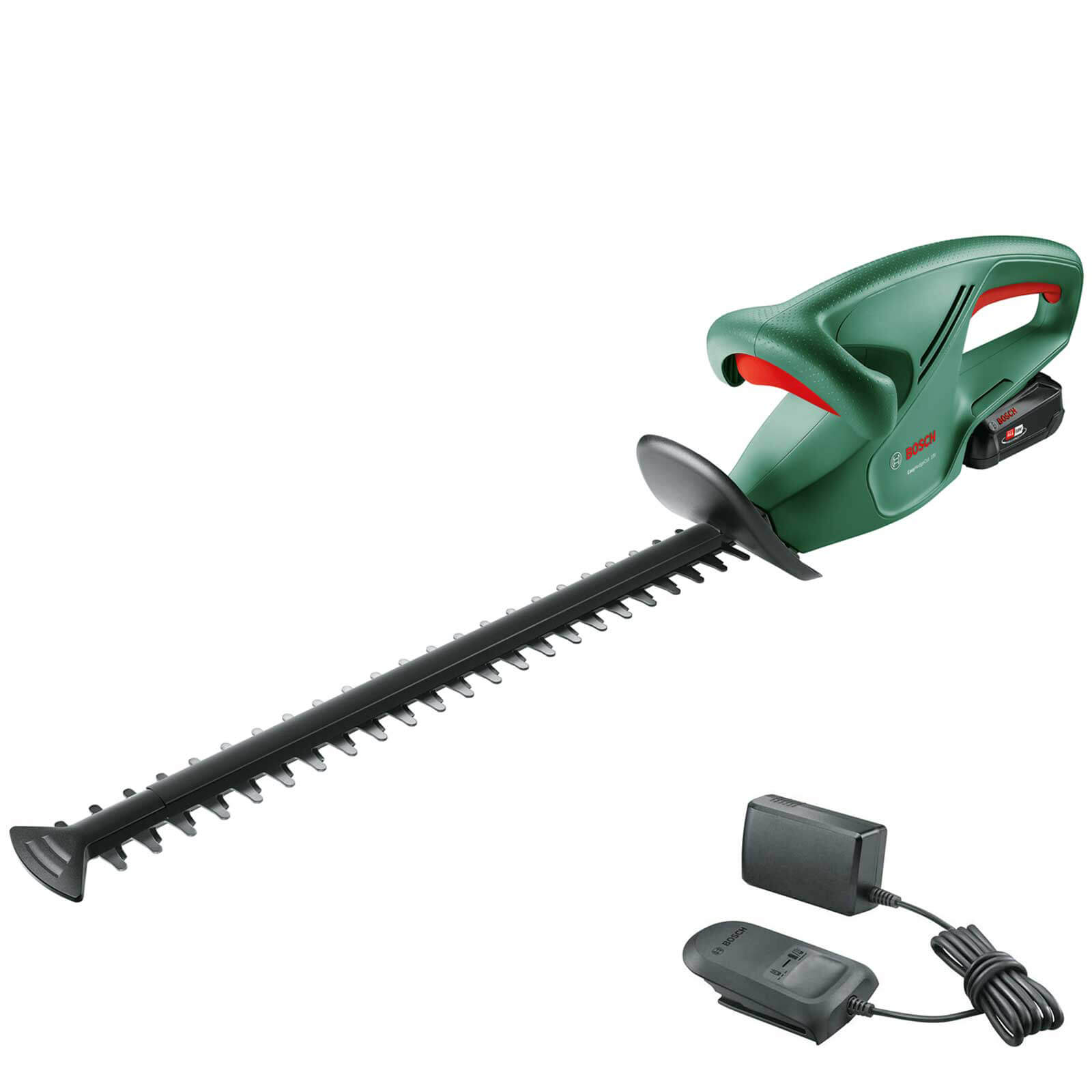 Bosch EASYHEDGECUT 18-45 18v Cordless Hedge Trimmer 450mm 1 x 2.5ah Li-ion Charger