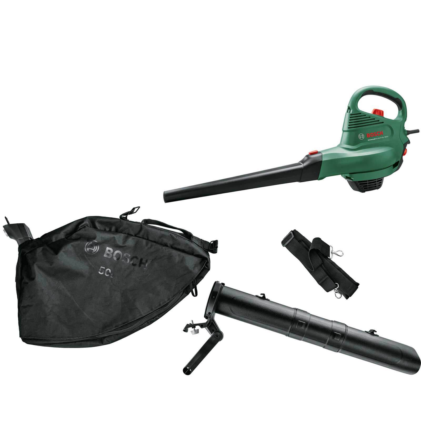 Bosch UNIVERSALGARDENTIDY 3000 Garden Vacuum and Leaf Blower