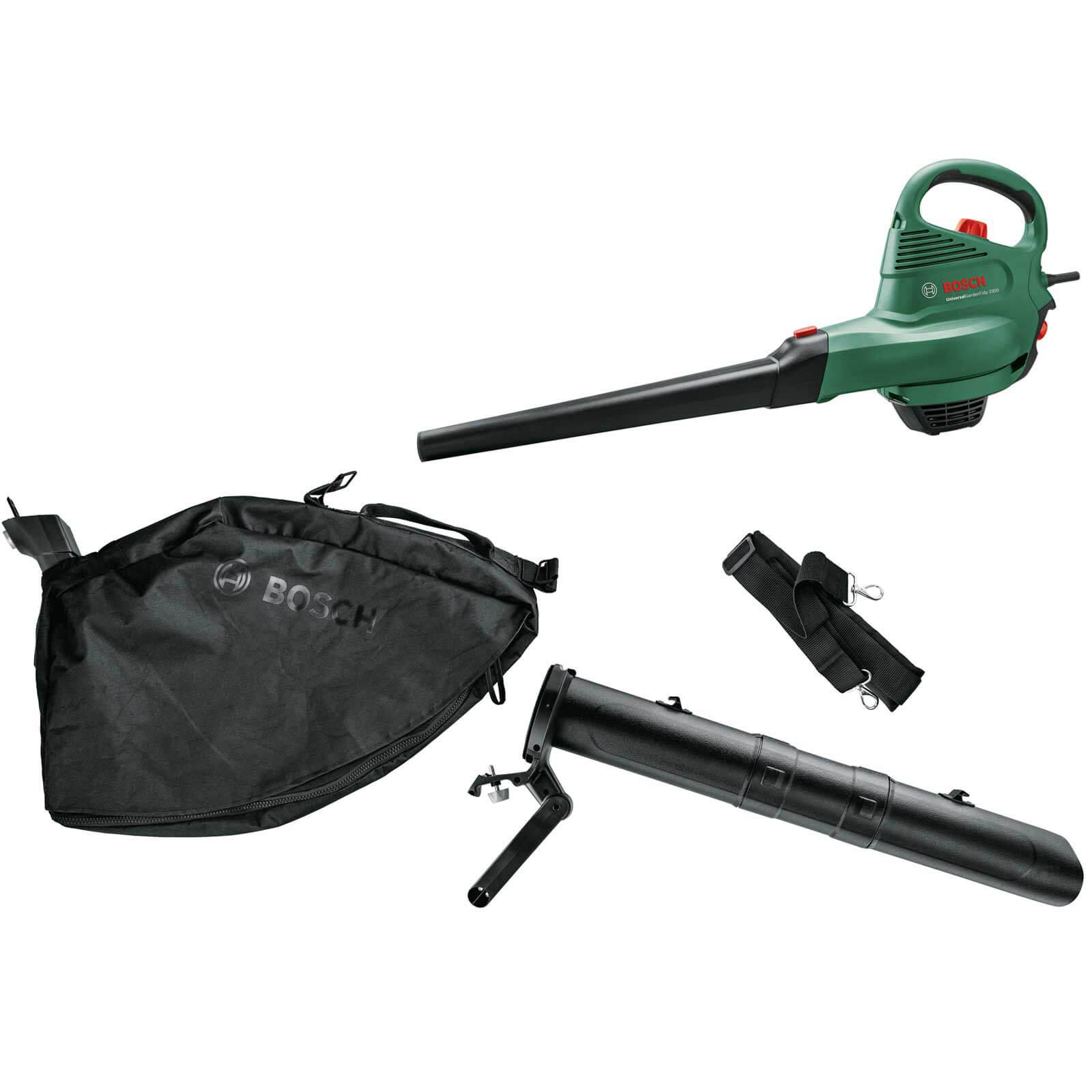 Bosch UNIVERSALGARDENTIDY 2300 Garden Vacuum and Leaf Blower