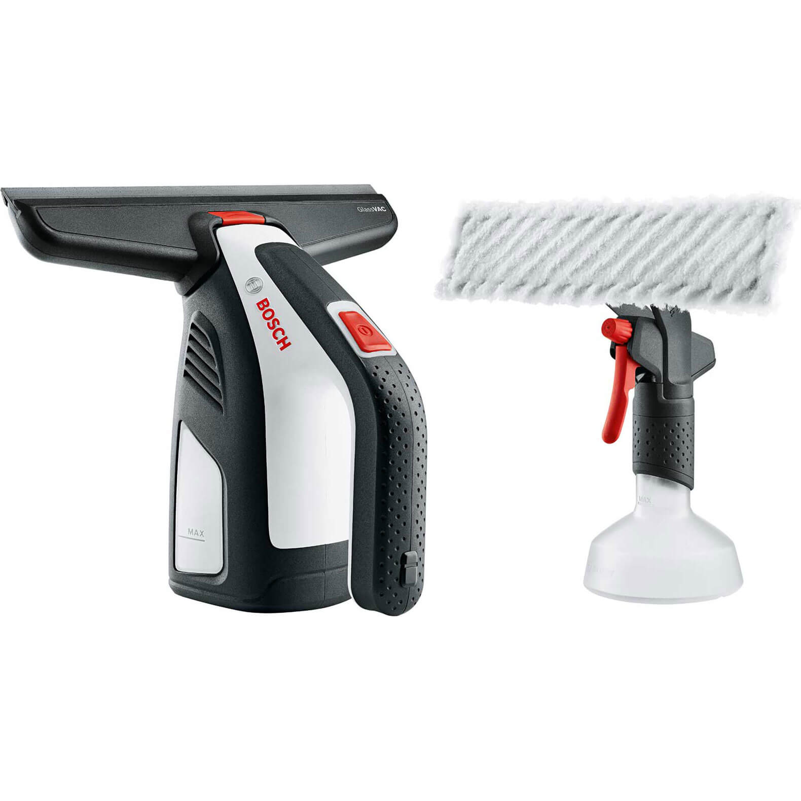 Bosch GlassVAC Solo Plus Rechargeable Window Cleaner