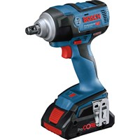 "Bosch GDS 18V 300 Cordless Brushless 1/2"" Drive Impact Wrench"