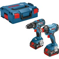 Bosch Dynamic 18v Cordless Combi Drill and Impact Driver