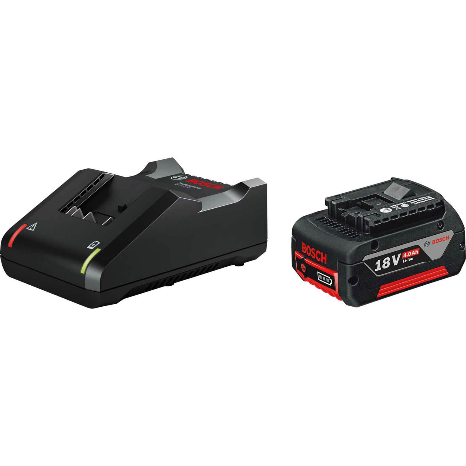 Bosch PRO Genuine 18v Cordless Li ion Battery 4ah and