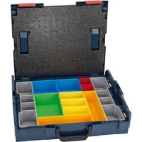 Bosch L-BOXX Assorted Compartments Tool Case