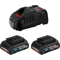 Bosch Genuine ProCORE 18v Cordless Li-ion Battery 4ah & Charger Kit