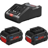Bosch Genuine PRO ProCORE 18v Cordless Li-ion Battery 8ah and Charger Kit