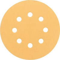 Bosch 125mm C470 Wood Sanding Disc