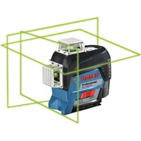 Bosch GLL 3-80 CG 12v Cordless Connected Green Line Laser Level