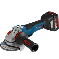 Bosch GWS 18-125 PC 18v Cordless Connection Ready Angle Grinder