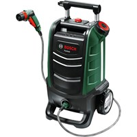 Bosch FONTUS 18v Cordless Low Pressure Washer 15 Bar