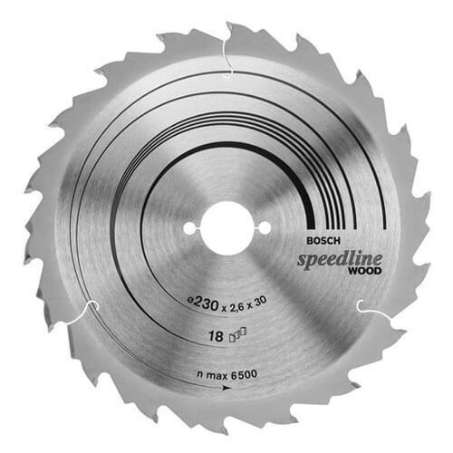 Bosch speedline wood cutting saw blade greentooth Image collections