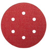 Bosch Red Wood Top Sanding Disc 150mm