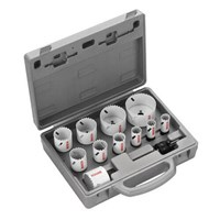 Bosch 13 Piece Progressor HSS Bi Metal Hole Saw Set