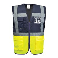 Portwest Paris Executive Class 1 Hi Vis Vest