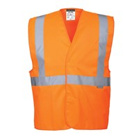 Portwest One Band and Brace Class 2 Hi Vis Vest