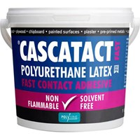 Polyvine Contact Adhesive Solvent Free Fast Tack