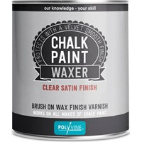 Polyvine Chalk Paint Waxer Satin Finish