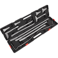 Sealey 13 Piece Body Panel Levering/Separating Tool Set