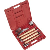 Sealey 9 Piece Panel Beating Hammer Set