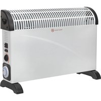 Sealey CD2005TT Electric Convector Heater Turbo Fan 2000W