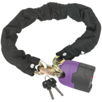 Sealey Padlock and Chain