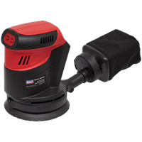 Sealey CP20VOS 20v Cordless Orbital Palm Sander