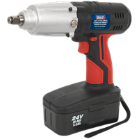 "Sealey CP2400MH Cordless 1/2"" Drive Impact Wrench"