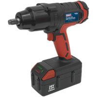 "Sealey CP2612 26v Cordless 1/2"" Drive Impact Wrench"