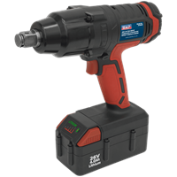 "Sealey CP2634 26v Cordless 3/4"" Drive Impact Wrench"