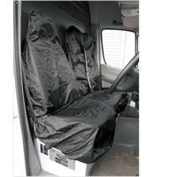 Sealey 2 Piece Heavy Duty Van Seat Cover Set