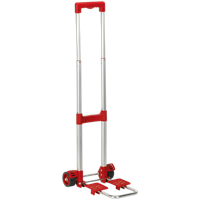 Sealey CST30 Fold Down Aluminium Sack Truck Trolley