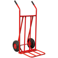 Sealey CST800 Folding Sack Truck Trolley