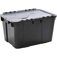 Contico Shatterproof Tuff Storage Crate