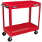 Sealey Heavy Duty 2 Shelf Trolley with Lockable Top