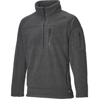 Dickies Mens Brookton Fleece Pullover