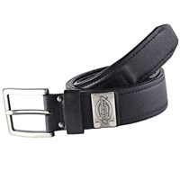 Dickies Mens Rockland Leather Belt