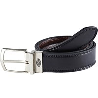 Dickies Mens Silverton Reversible Leather Belt