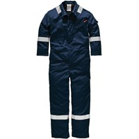 Dickies Mens Insulated Pyrovatex Flame Retardant Overalls