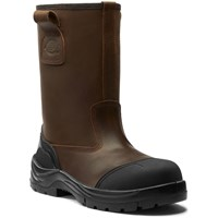 Dickies Mens Stafford Rigger Boots