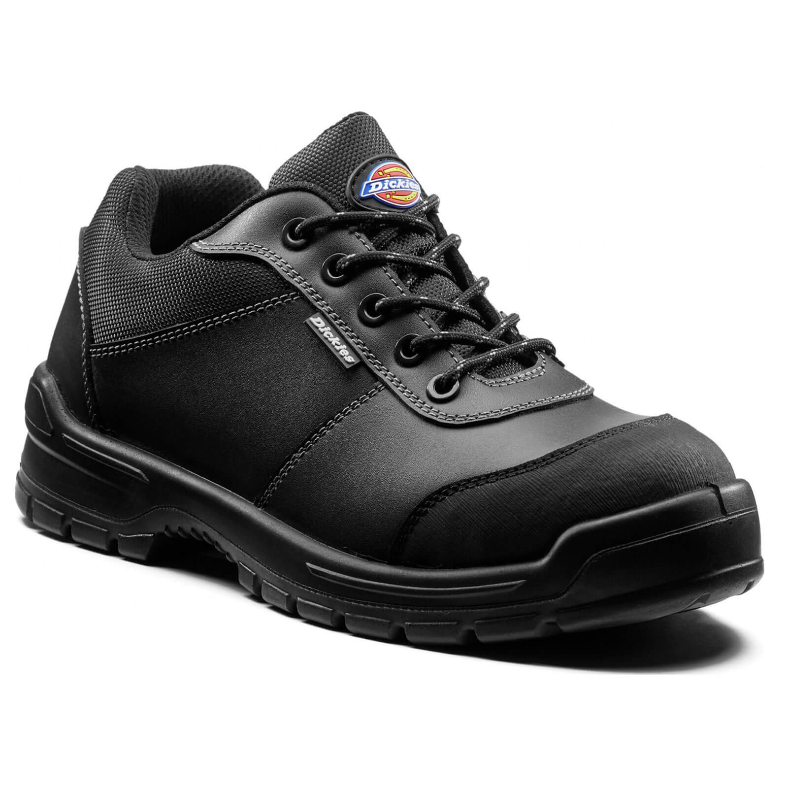 Image of Dickies Andover Shoe Black Size 10
