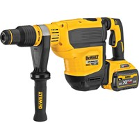 DeWalt DCH614 54v XR Cordless FLEXVOLT SDS Max Combination Hammer