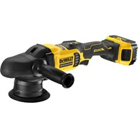 Dewalt DCM848 18V XR Brushless 125mm Dual Action Polisher